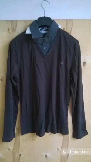 """Рубашка джемпер """"TRUSSARDI """"  р. S (48-50)  Италия"""