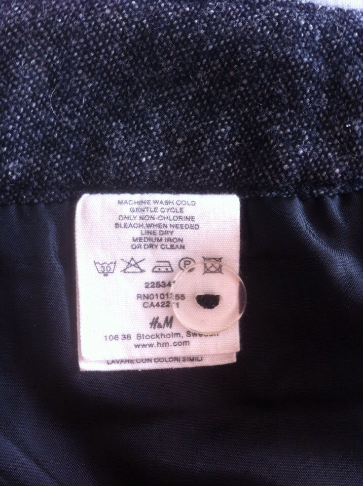 Юбка H&M 46 размер