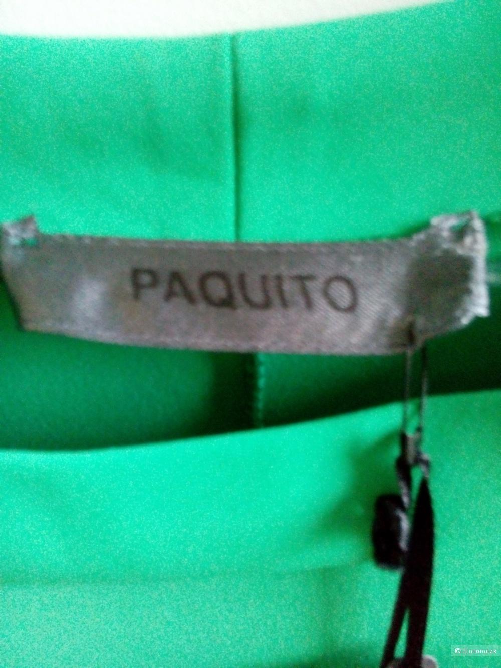 Платье PAQUITO Италия  в размере 50 IT.