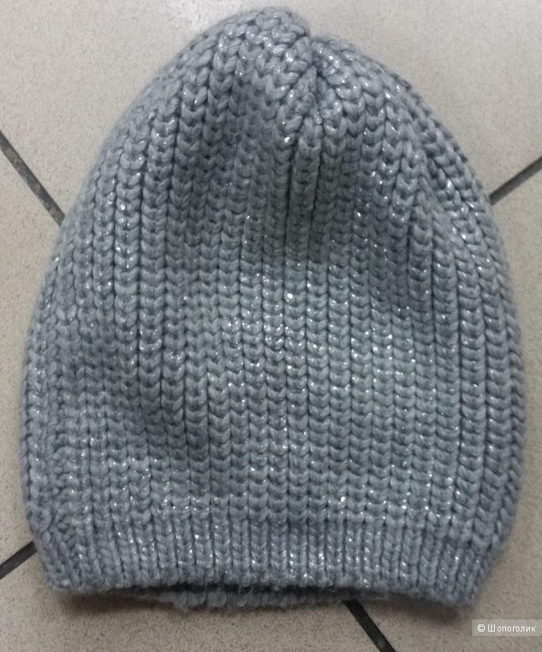 Объемная шапка Taifun  на зиму