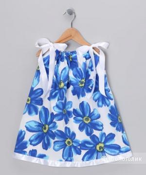 Новое платье CozyBug 1-2года