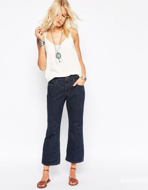 Стильные джинсы Free People размер 24