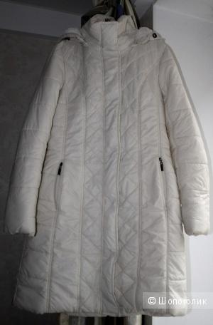 Утепленное пальто плащ Ashley Brooke 38 евро размера (44-46)