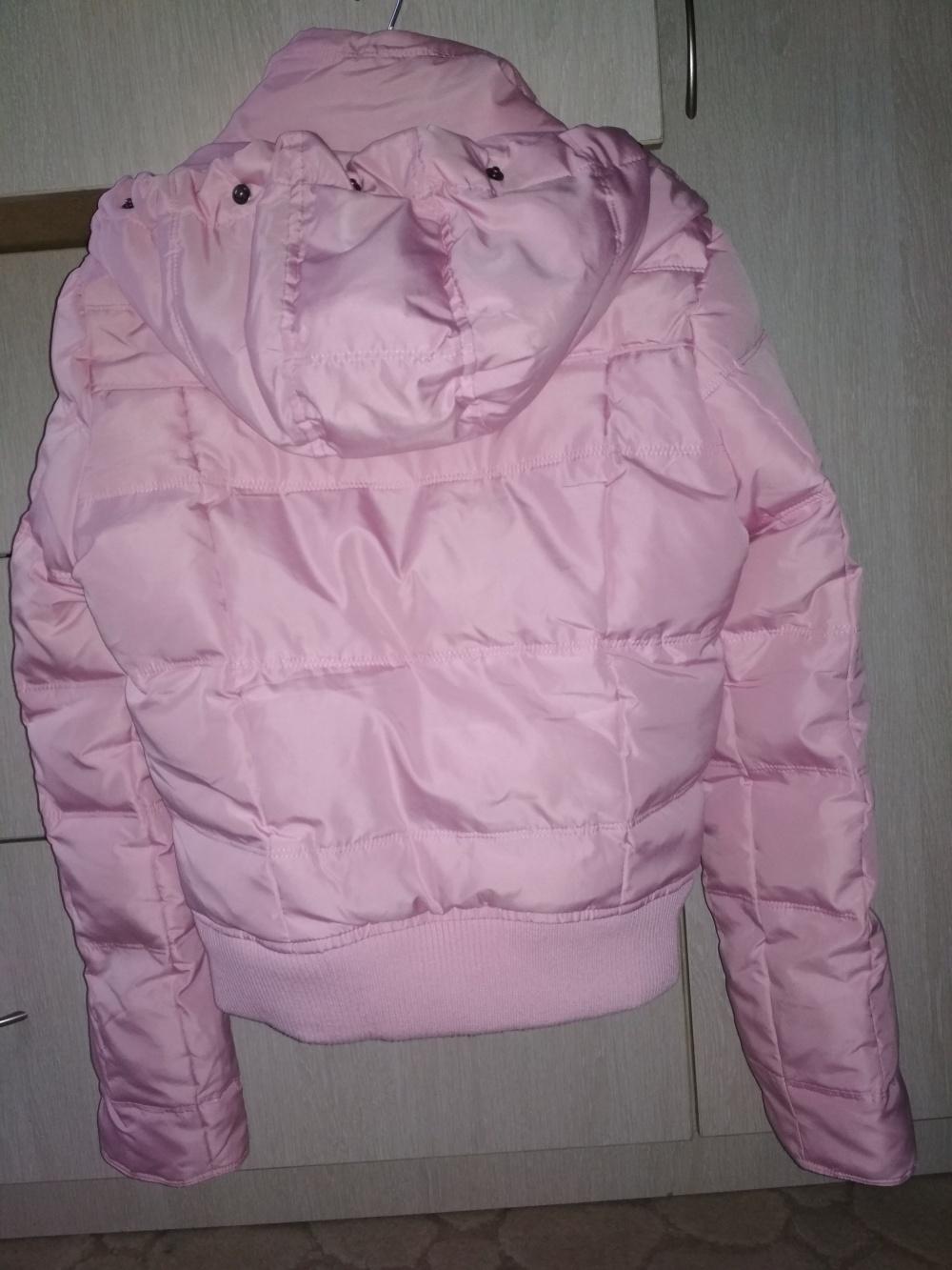 Зимняя куртка пуховик Abercrombie&Fitch, S размер