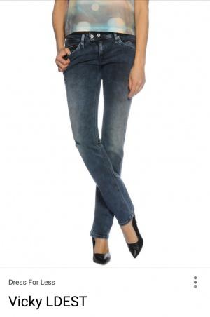 Джинсы Tommy hilfiger jeans vicky, 28 размер