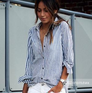 H&M: женская рубашка, евро 38