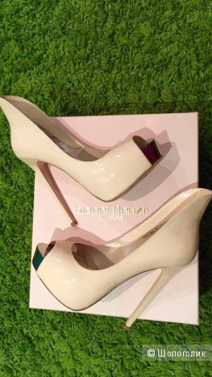 Gianni Renzi туфли. 36 размер