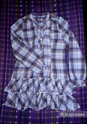 Рубашка платье Creeks XS-S