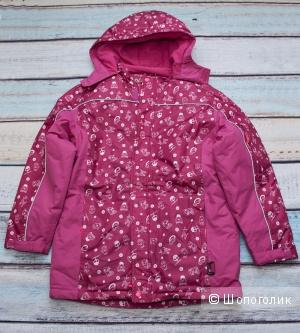 Куртка новая vertbaudet для девочки рост 158 размер 42