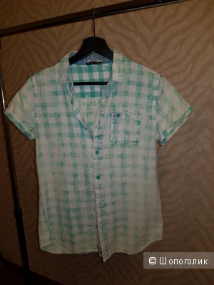 Рубашка Reserved рост 158 см, 12-13 лет