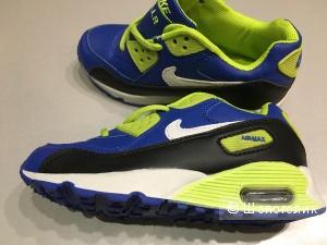 Детские кроссовки Nike AirMax. Размер 30, по стельке 18 см.