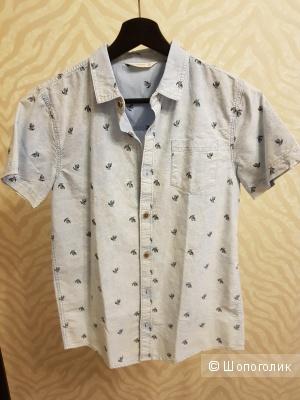 Рубашка Mango Kids рост 164 13-14 лет