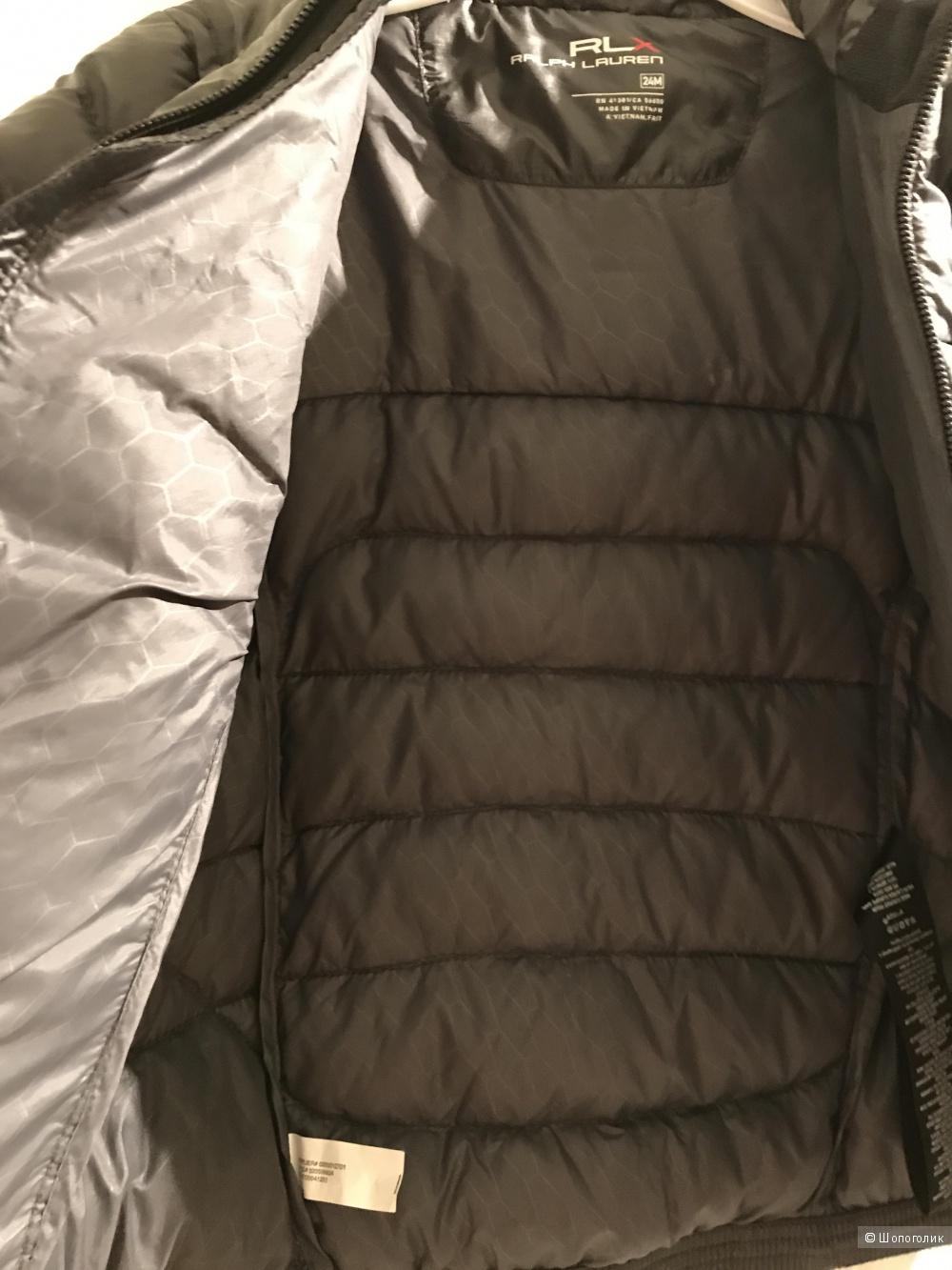 Куртка Ralph Lauren RLX размер 24мес.