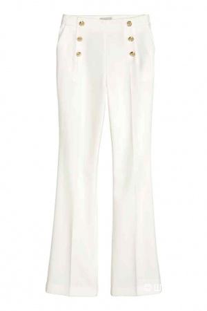 Расклешенные брюки HM 32 евро