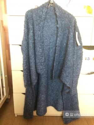 Шерстяное пальто / кардиган , 42-48 размер