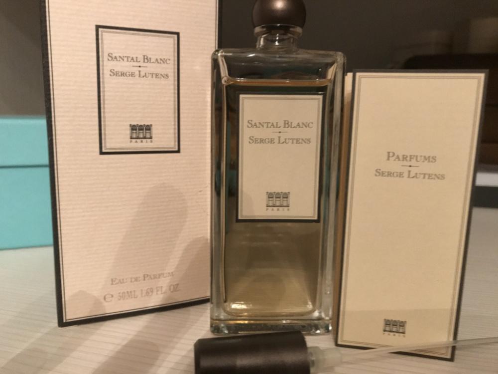 Santal Blanc,Serge Lutens, 50 мл