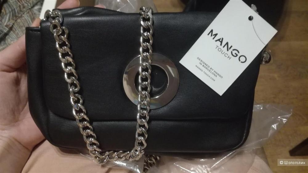 Новая сумка Mango Touch