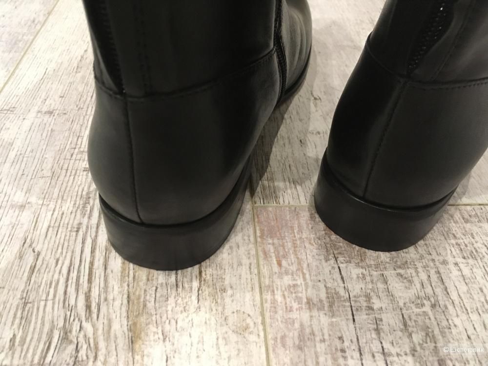 Кожаные сапоги Corso Como, размер 8 US