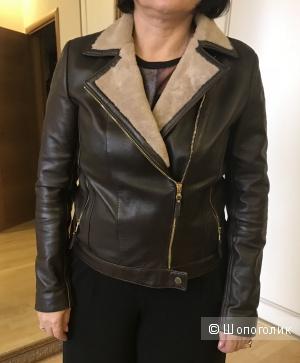 Куртка Massimo Dutti, размер XL, подойдёт на L