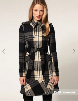 Пальто Карен Миллен размер 14 UK