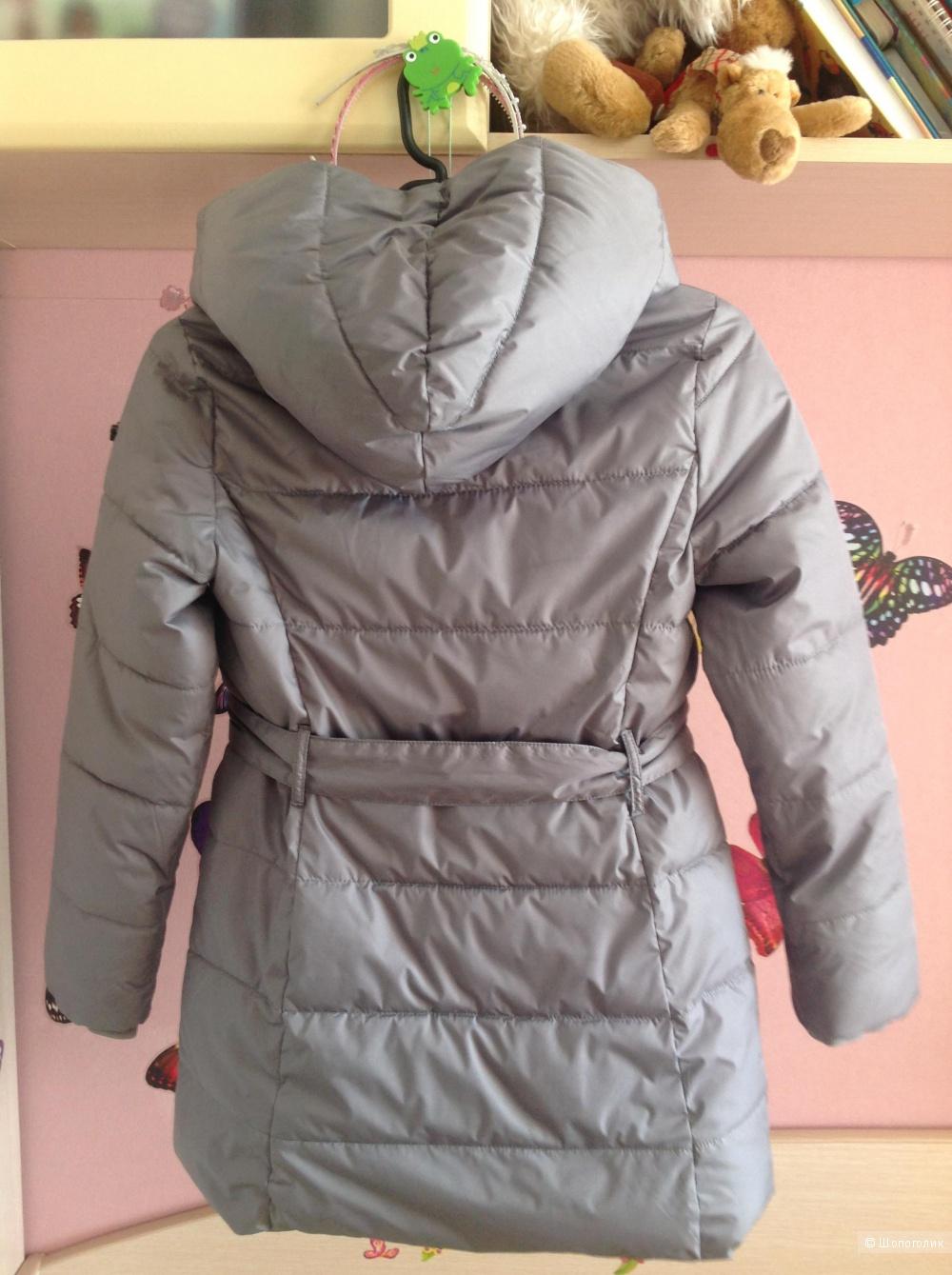 Зимнее пальто ГУЛЛИВЕР размер 135