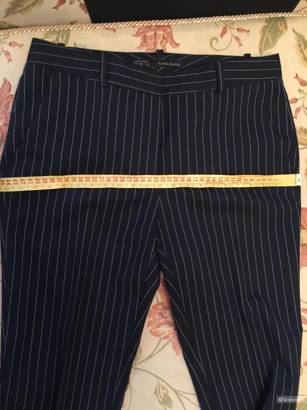 Брючный костюм Zara Basic 42 размера