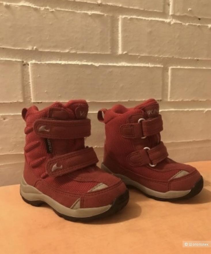 Зимние ботинки Viking Gore-Tex р.20