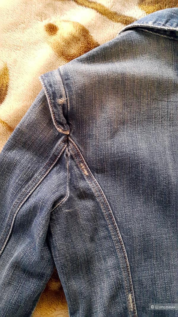 Джинсовая куртка Current/Elliot  UK 12