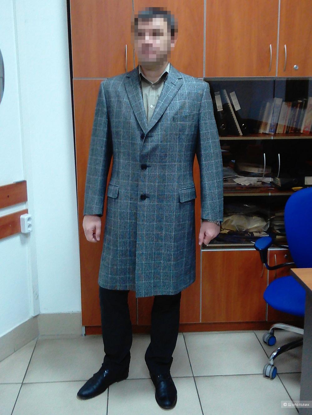 Пальто мужское ZEGNA р. 52-54