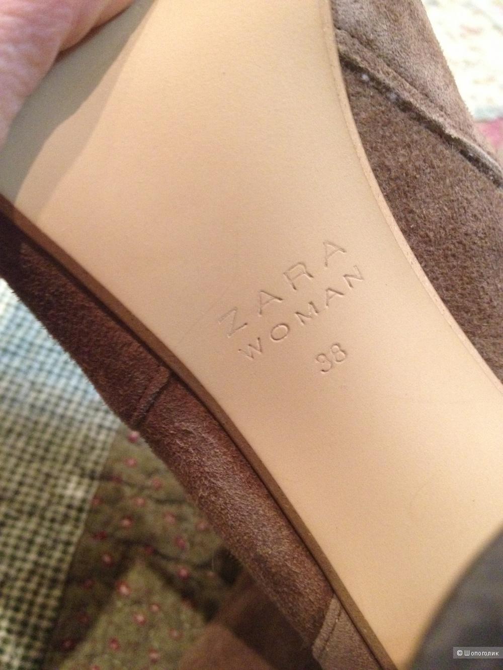 Сапоги Zara, размер 38.