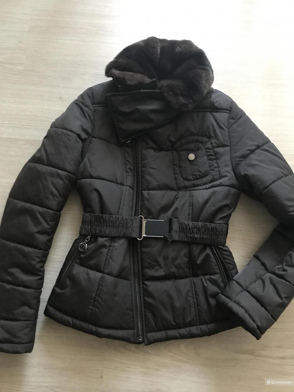 Зимняя куртка Philip Plein размер M