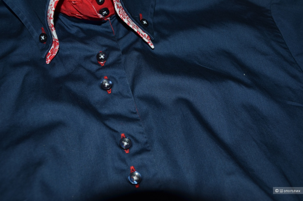 Рубашка 7Camicie размер 48