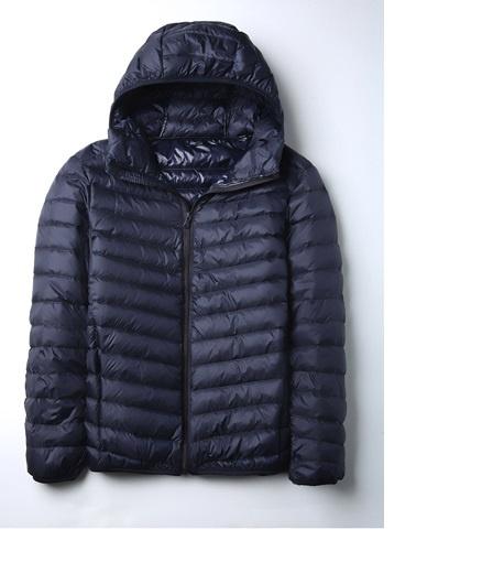 Куртка мужская Fringe XXL синего цвета
