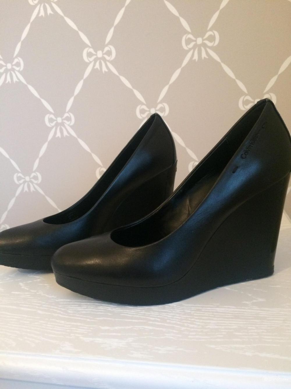 Туфли Calvin Kleine, размер 38