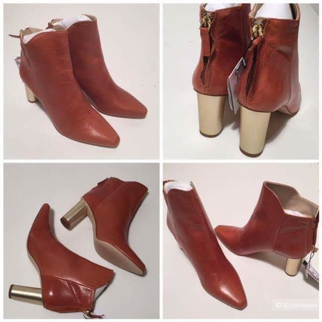 Новые сапоги Zara, размер 38.