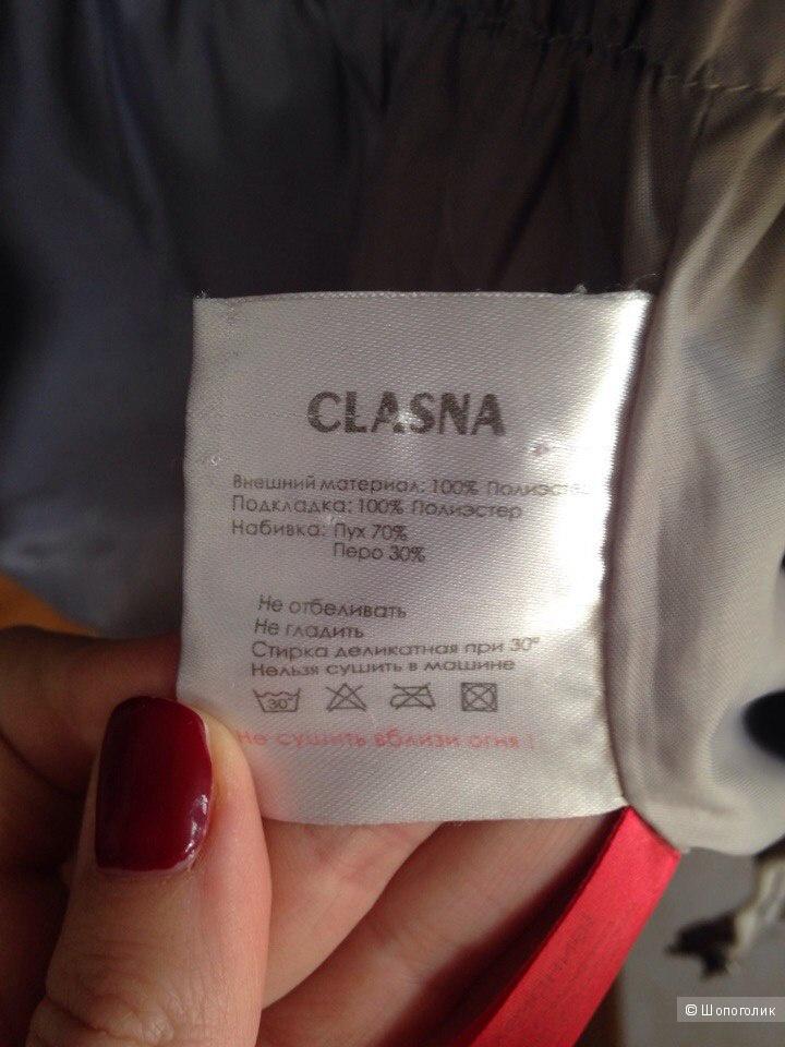 Пуховик Clasna в размере S (44)