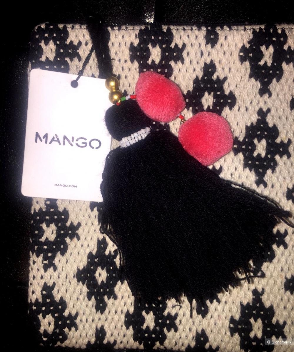 Новый клатч Mango. 28*19 см