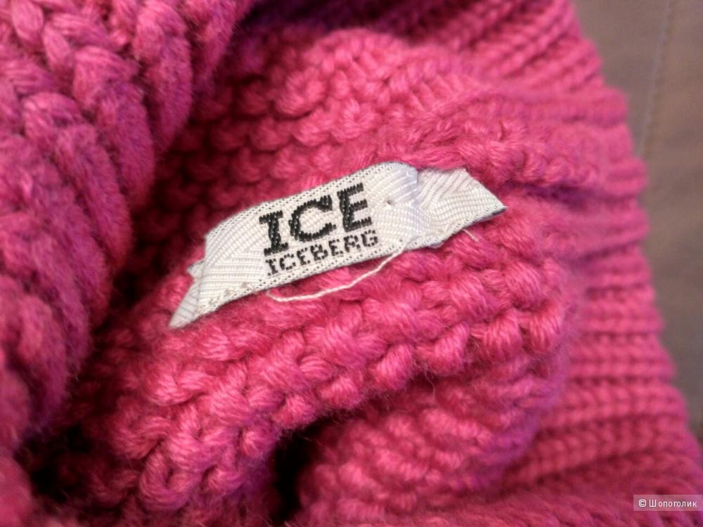 Шапочка Iceberg из смесовой шерсти