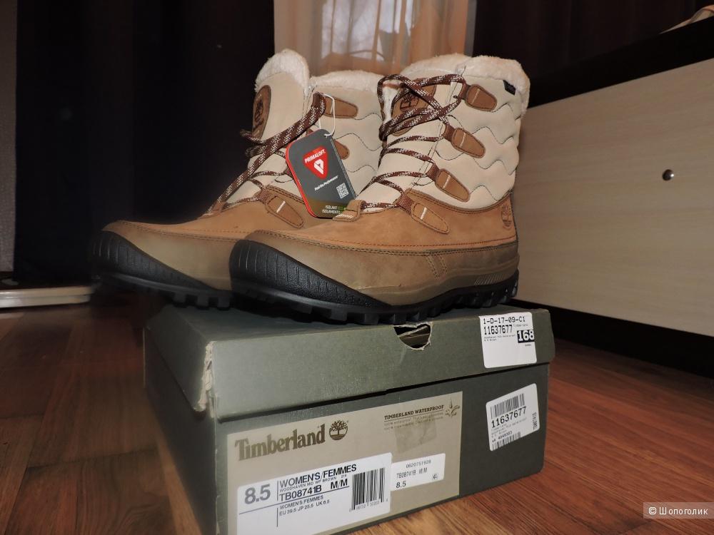 Timberland woodhaven женские ботинки  US 8,5  Shoemetro