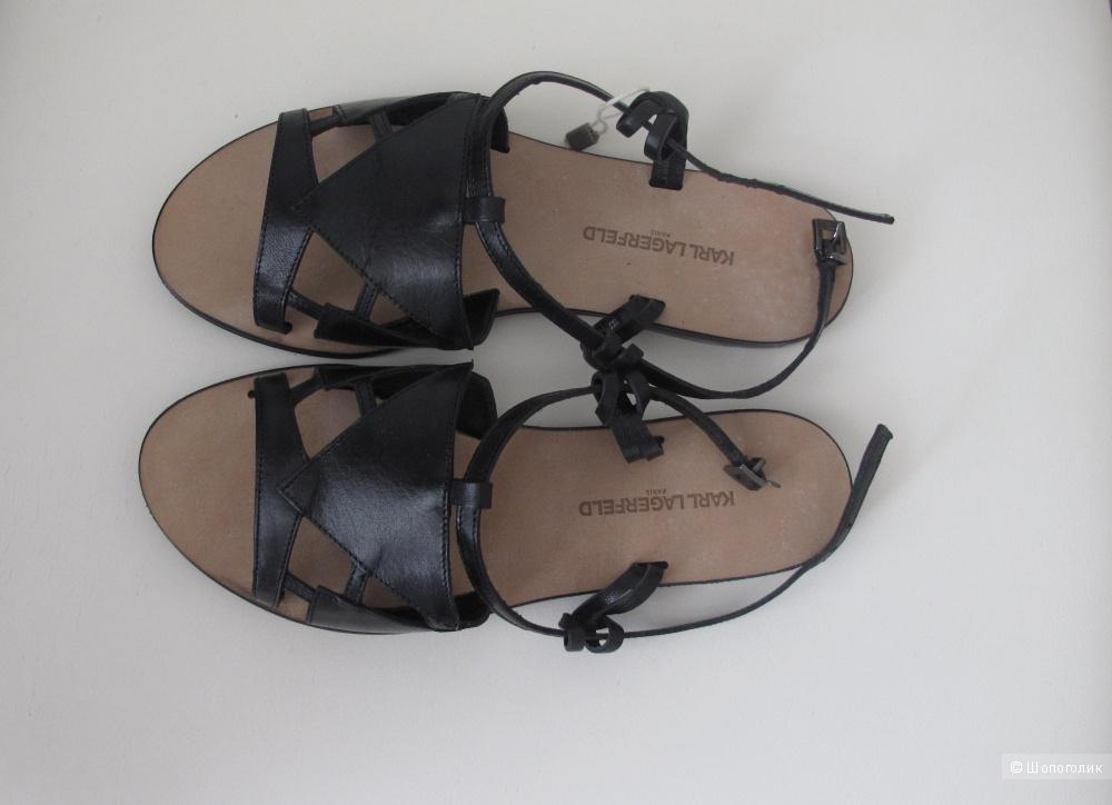 Босоножки Karl Lagerfeld 36 - 37 размер