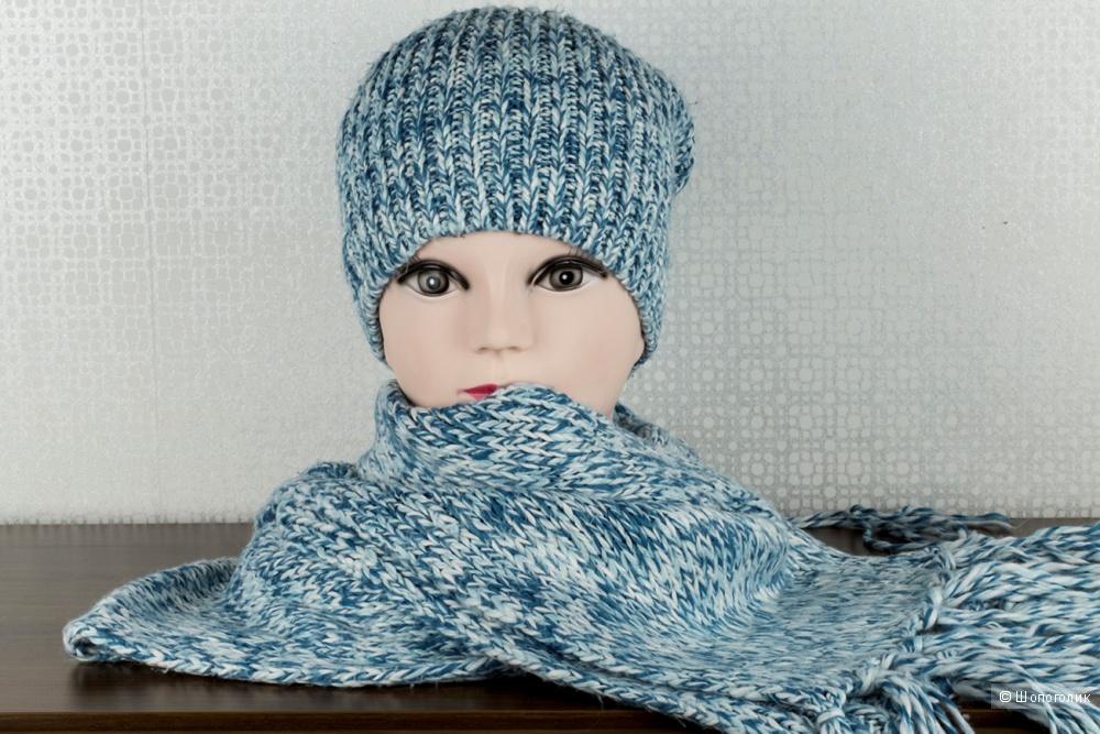 Комплект - шапка с шарфом, Westland.