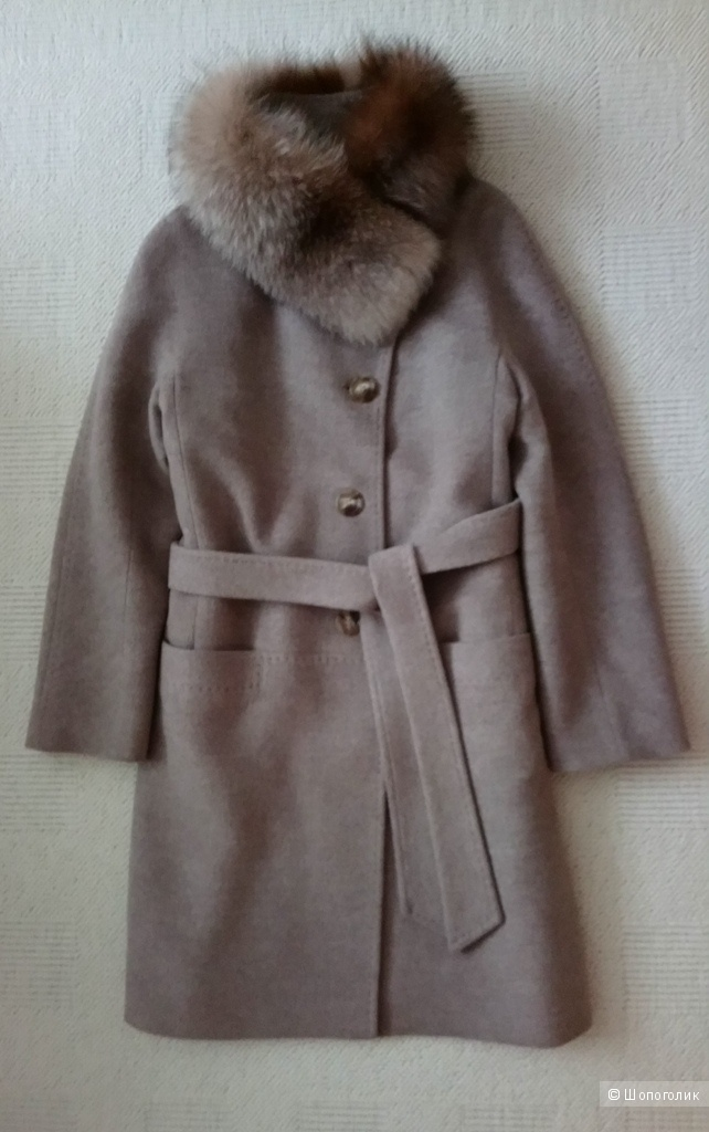 Зимнее пальто Ostraya roza, р-р 44