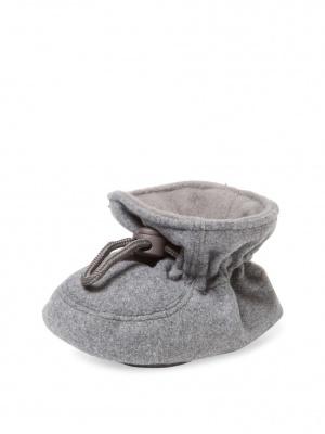 Шерстяные ботиночки для малышей, Melton, оригинал, размер 12/24m