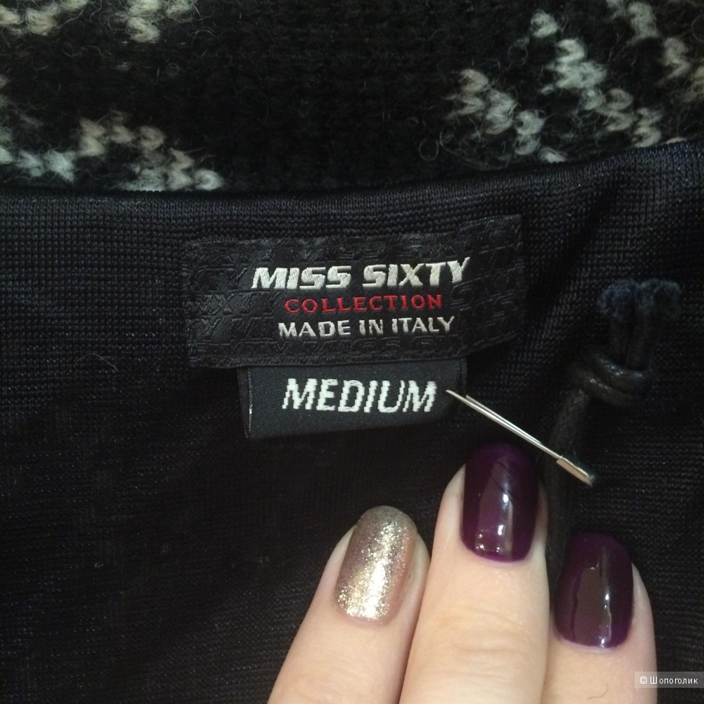 Платье Miss Sixty размер  S/M
