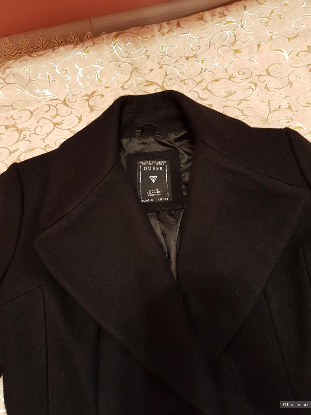 Пальто guess, размер 42-44