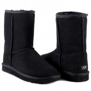 Угги UGG Australia Classic Short Black, 9US (40EU)