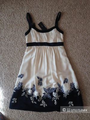 Платье Bcbg MaxAzria Оригинал (USA) Шелк Размер S