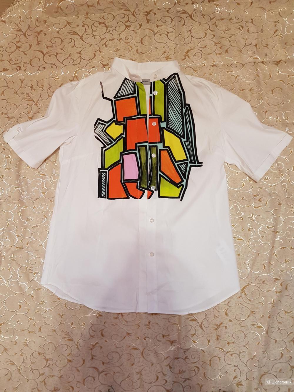 Блузка Jeu Poitrine, размер 44