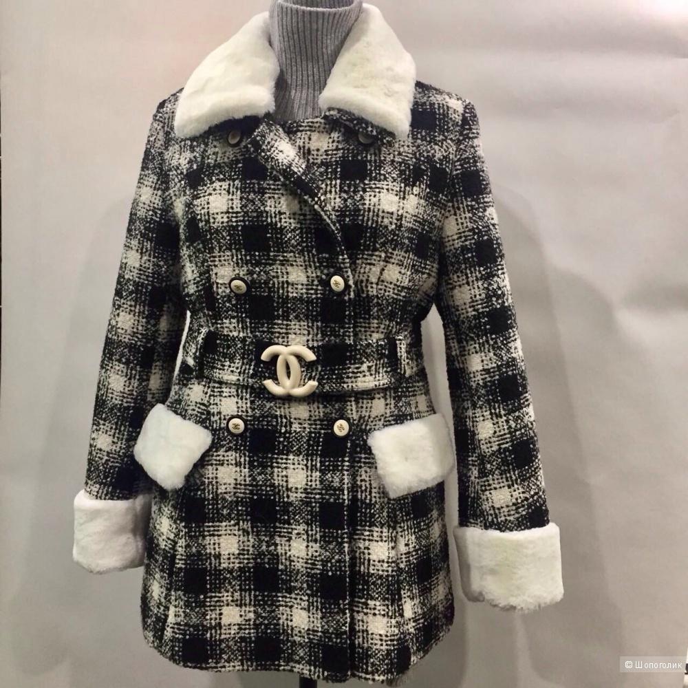 Пальто Chanel, 44 размер