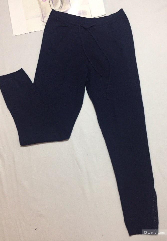 Новые кашемировые штаны STEFANEL s-m